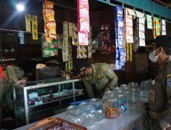 Dua Bulan Razia, Ribuan Rokok Ilegal Disita