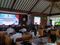 215 Calon Kades Terpilih di Kabupaten Pati Ikuti Diklat