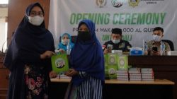 Muslim di Bali Terima 6.000 Alquran