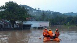 Rumah di dua desa di Kecamatan Mande, Kabupaten Cianjur