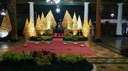pagelaran budaya di Pendopo Museum RA Kartini Rembang