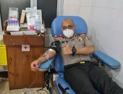 Serdik Cahyo: Ayo Donorkan Darah Kita, Agar Berguna Bagi Yang Membutuhkan