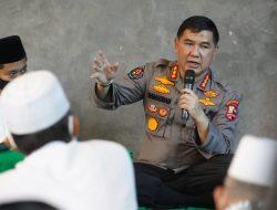 Bahaya Paham Radikalisme, Tim Divhumas Polri Bersama Polda Jateng Sampaikan Ini di Ponpes Demak