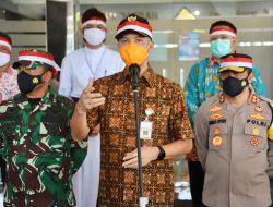 Gelar Apel Kebangsaan, Kapolda Jateng dan Gubenur Ajak Anak Bangsa Jaga Kerukunan