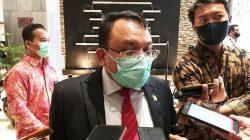 Anggota Komisi XI DPR Saleh Partaonan Daulay