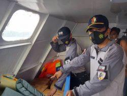Amankan Miras di Kapal Penumpang Manado-Talaud