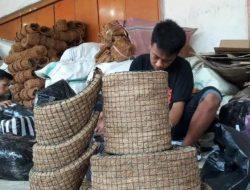 PSBB Tingkatkan Jumlah Pesanan Pot Serabut