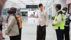 Penumpang Positif Covid-19 Lolos Terbang, Ganjar Sidak Bandara Ahmad Yani