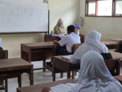 Seluruh SMP di Kota Pekalongan Ditargetkan Ikut Uji Coba PTM