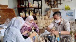 Agung Setyo Hariadi koordinator UMKM Kabupaten Rembang.