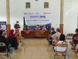 Bank Indonesia Gandeng Bank Jateng Sosialisasi Digitalisasi QRIS ADIPATI