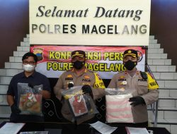 Lakukan Aborsi, Pelajar Salah Satu SMK di Magelang Dibekuk Polisi