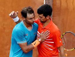 Duel ke-58 Djokovic vs Nadal di Roland Garros