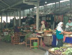 Pasar Rakyat Mampu Hidupi 48 Ribu Jiwa