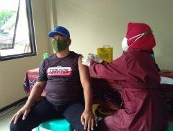 Vaksinasi Putaran Kedua Capai Target