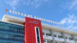 Gedung RSUD K. R. M. T Wongsonegoro Jl. Fatmawati No 1 Kota Semarang