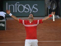 Djokovic Dekati Nadal dan Federer