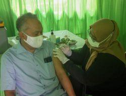 RSI Targetkan Vaksinasi 500 Orang Perhari