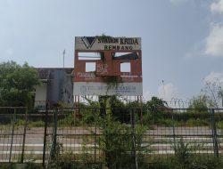 Stadion Krida Tak Terawat Usai Berhentinya Kompetisi Karena Pandemi