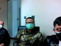 Edhy Prabowo Divonis 5 Tahun Penjara