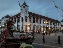 Jawa-Bali Masih di Level 4 Pandemi