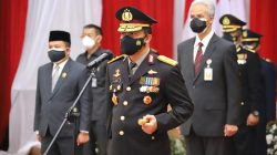 Kapolda Jateng Irjen Pol. Ahmad Luthfi.