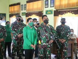 Kasad Jendral TNI Berikan Dukungan Kepada Nakes RS Wijayakusuma Purwokerto