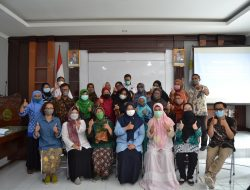 Laksanakan Pengabdian Masyarakat, UAD Gelar Workshop di Paguyuban Batik Tulis Nitik Yogyakarta
