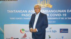 Direktur Utama Bank Jateng Supriyatno