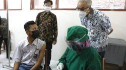 600 Ribu Dosis Vaksin Mulai Didistribusikan
