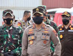 Kapolda Jateng Tinjau Vaksinasi 300 Buruh Pabrik di Purbalingga