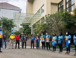 Kontingen Terbesar DIY Diberangkatkan untuk PON Papua