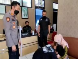 Aniaya Ibu Kandung, Seorang Anak Diperiksa Polisi