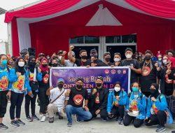 Kontingen DIY Disambut Warga Yogyakarta di Papua