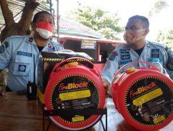 Cegah Kebakaran, Rutan Batang Gandeng Konsultan Cek Instalasi Listrik