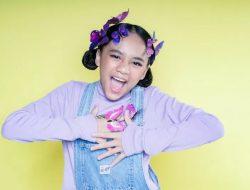 Penyanyi Cilik Neona Bersiap Gelar Konser Virtual