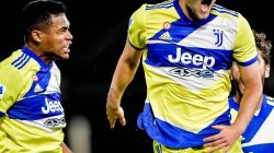 Juventus Susah Payah Petik Kemenangan Pertama