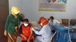 64 Disabilitas Terima Vaksin Dosis Kedua
