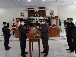 Dewan Perwakilan Rakyat Daerah (DPRD) Kabupaten Pemalang Sahkan KUA-PPAS APBD 2022